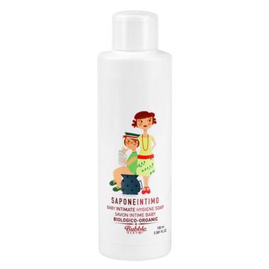 Bubble&CO - Organiczny Płyn do Higieny Intymnej dla Całej Rodziny, 100 ml, 0m+