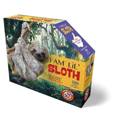 Madd Capp, Puzzle I AM LIL' - SLOTH - Leniwiec