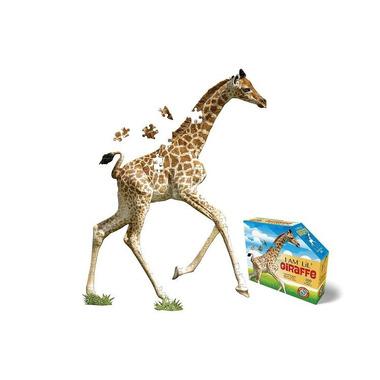 Madd Capp, Puzzle I AM LIL' - GIRAFFE - Żyrafa