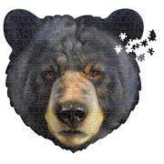 Madd Capp, Puzzle I AM BEAR - Niedźwiedź