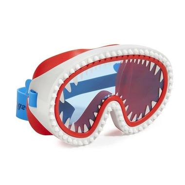 Bling2O, Maska do pływania Rekin, błękitne szkło