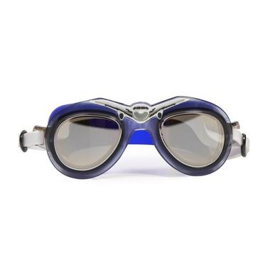 Bling2O, Okulary do pływania Aviator, błękitne