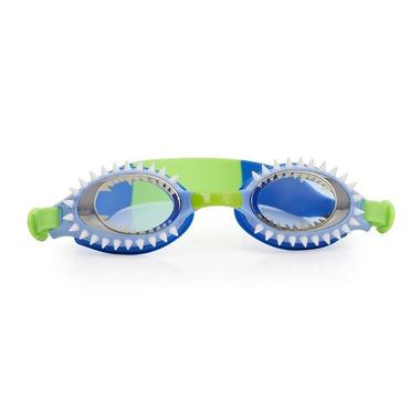 Bling2O, Okulary do pływania Fish-N-Chips, młotkowy błękit