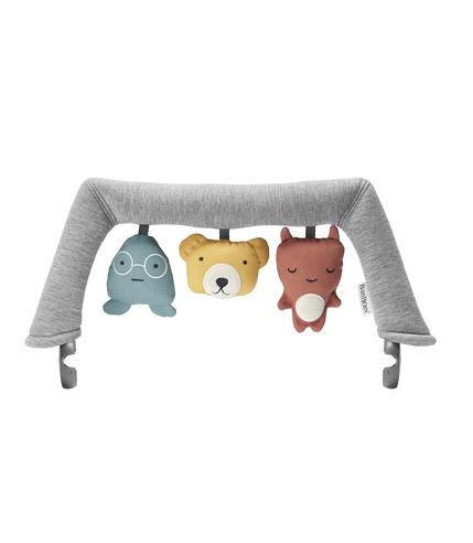BabyBjorn, zabawka do leżaczka BALANCE - Soft Friends