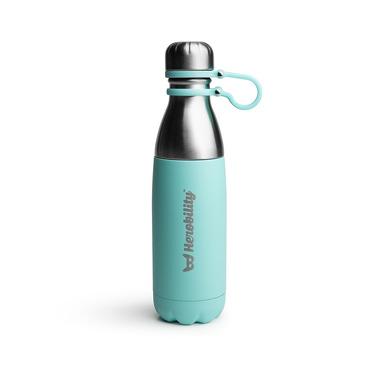 Herobility, butelka termiczna HeroGo 500ml - turkusowa