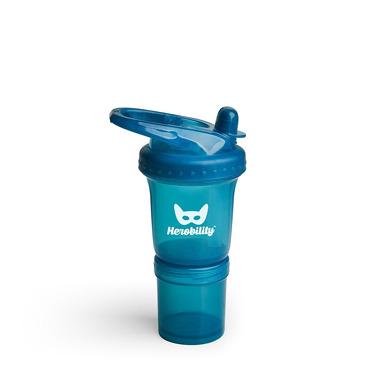 Herobility, bidon HeroSport 140ml - niebieski