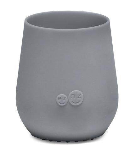 EZPZ, Silikonowy kubeczek Tiny Cup szary