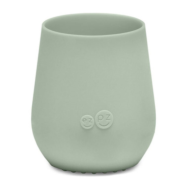 EZPZ, Silikonowy kubeczek Tiny Cup pastelowa zieleń