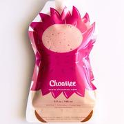 ChooMee, YELLOW RED 2 PACK Saszetki do karmienia wielorazowe