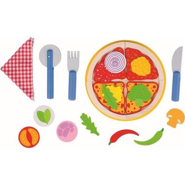 Goki, Pizza z wyborem dań z karty, 26 el.