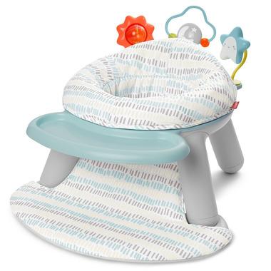 Skip Hop, Siedzisko dla niemowlaka 2w1 Chmurka