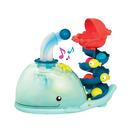 Btoys, Poppity Whale Pop - Wieloryb wyrzucający piłeczki – muzyka i światło