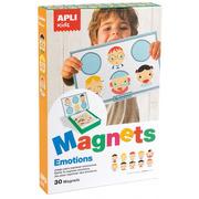 Apli Kids, Magnetyczna układanka - Emocje