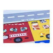 Apli Kids, Magnetyczna układanka - Pojazdy