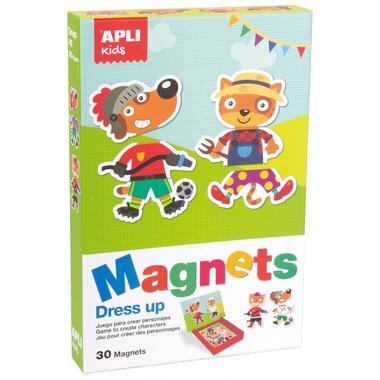 Apli Kids, Magnetyczna układanka - Postacie