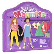 Apli Kids, Zestaw z magnesami - Moda