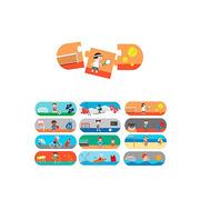 Apli Kids, Puzzle dla dzieci - Sporty 3+