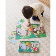 Apli Kids, Puzzle XL - Dżungla 3+
