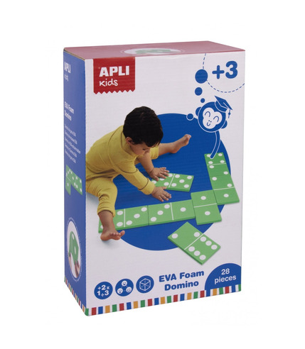 Apli Kids, Piankowe domino