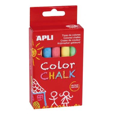 Apli Kids, Kredy - 10 kolorów