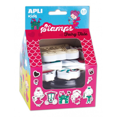 Apli Kids, Stempelki - Księżniczka 3+