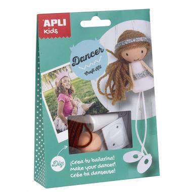 Apli Kids, Zestaw artystyczny - Baletnica