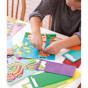 Apli Kids, Zestaw artystyczny mozaika - Sawanna