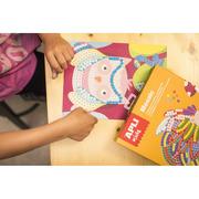 Apli Kids, Zestaw artystyczny mozaika - Zwierzęta