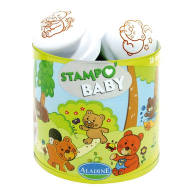 Stampo Baby Misie