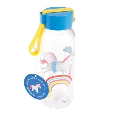 Rex, Mała butelka na wodę 340 ml, Magiczny Jednorożec