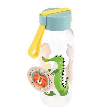 Rex, Mała butelka na wodę 340 ml, Kolorowe Zwierzaki