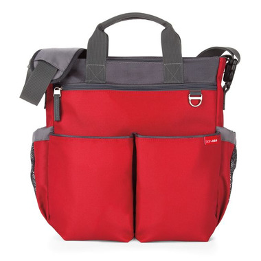 Skip Hop, torba Duo Signature Red