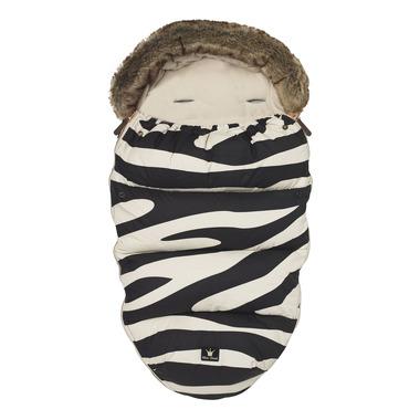 Elodie Details śpiworek do wózka Zebra
