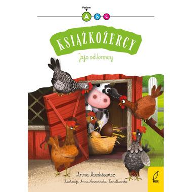 Jajo Od Krowy Książkożercy Poziom 1, Anna Paszkiewicz