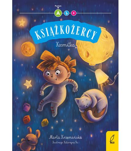 Kosmitka Książkożercy Poziom 1, Marta Krzemińska
