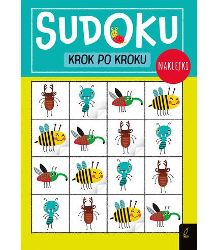 Sudoku Krok Po Kroku, Opracowanie Zbiorowe
