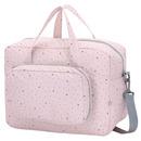 My Bag's, Torba Maternity Bag Leaf Pink