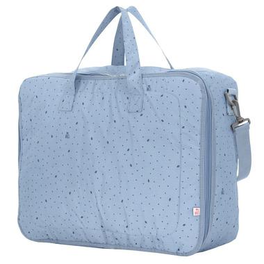 My Bag's, Torba Weekend Bag Leaf Blue
