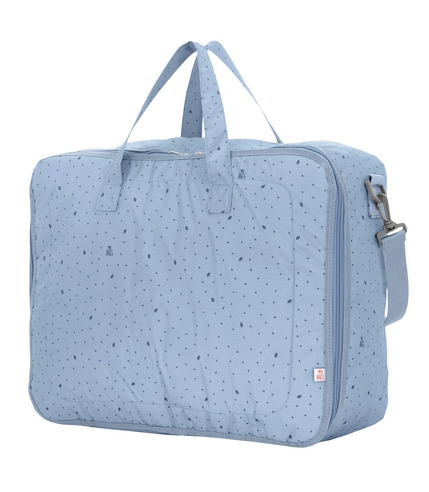 My Bag's, Torba Weekend Bag Leaf Blue