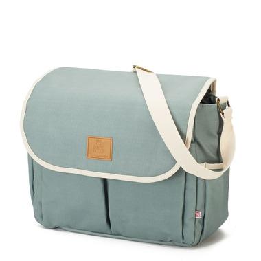 My Bag's, Torba do wózka Flap Bag Happy Family Aquamarine