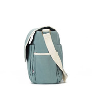 My Bag's, Torba do wózka Flap Bag Happy Family Aquamarine