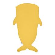 Baby Bites, Śpiworek letni Shark (2-6 lat) Mustard Yellow