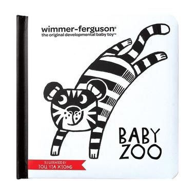 Manhattan Toy, Książka Zoo przygoda Wimmer Ferguson