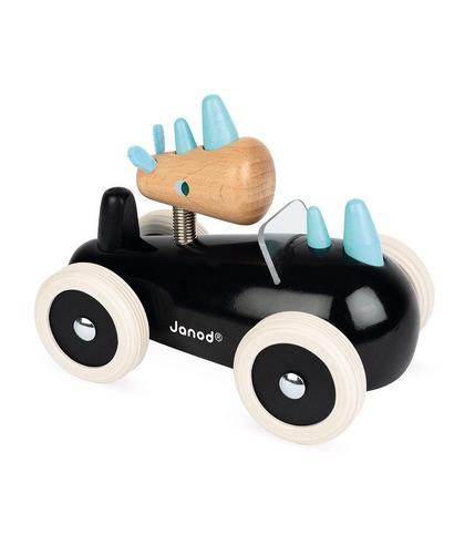 Janod, Drewniany samochód w stylu retro Spirit Rony