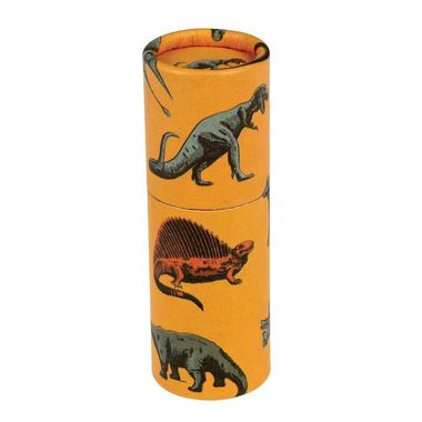 Rex, 12 kolorowych drewnianych kredek dinozaury