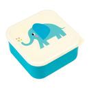 Rex, Komplet trzech pudełek na przekąski słoń elvis