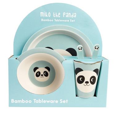 Rex, Dziecięca zastawa z wesołą Panda