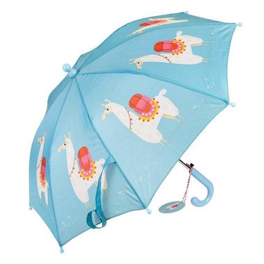 Rex, parasol dla dziecka lama dolly