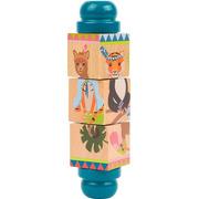 small foot design, Obrotowe puzzle Dżungla Ergo