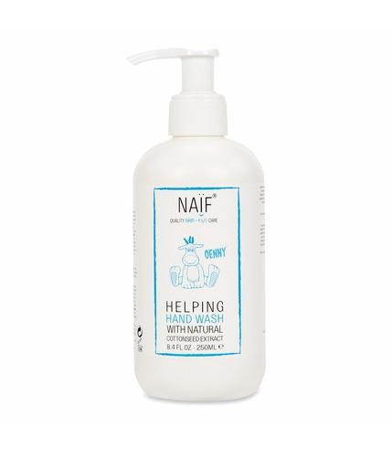 Naif, Mydło do rąk dla dzieci 100% naturalne, 250 ml
